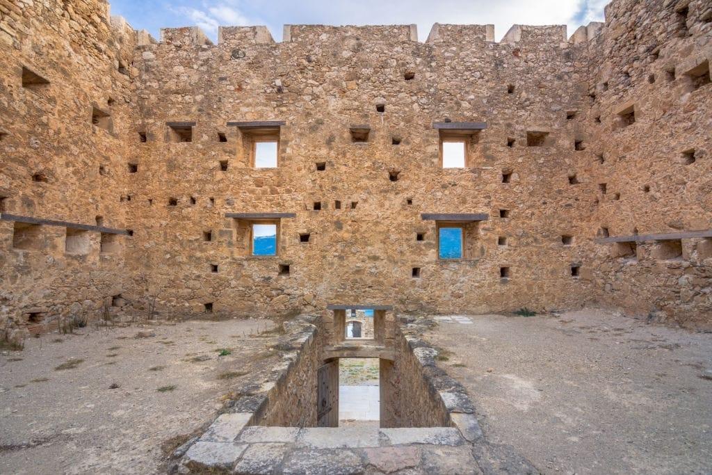 Kararma Fort Sitia Crete